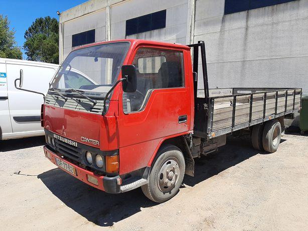 Mitsubishi Canter  Modelo: FE331E Motor: 4D30 Km: 109.173 (Reais e Com