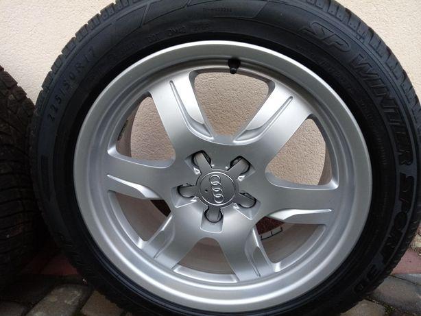 Koła do Audi A4, A5, A6 C6 felgi oryginalne 5x112x17