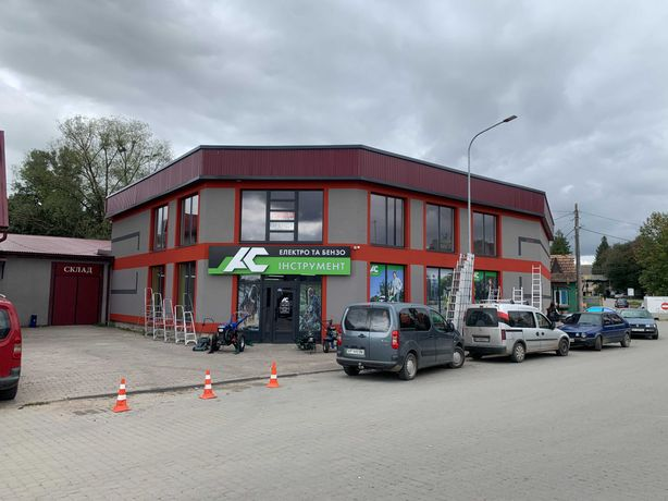 Оренда торгового залу, по вулиці Карпатська 2