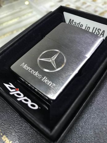 Zapalniczka Zippo Z 200 R.B.Chrom z logo Mercedes