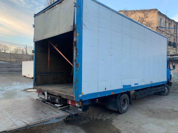 Будка для грузовика Гидроборт 46 кубов