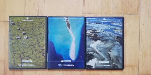 Ziemia z nieba (Rzeczpospolita) (DVD)