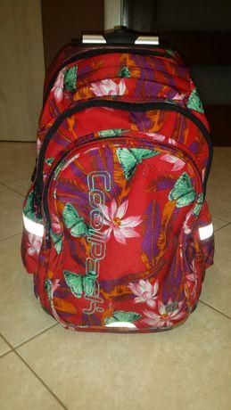 plecak coolpack bahamas z rączką na kółkach