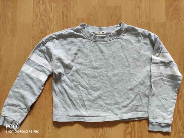 Krótka bluza H&M, rozm. 146/152
