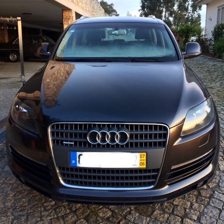 Audi Q7 diesel selo Antigo nunca teve acidente