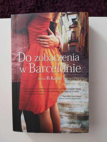 Książka Do zobaczenia w Barcelonie