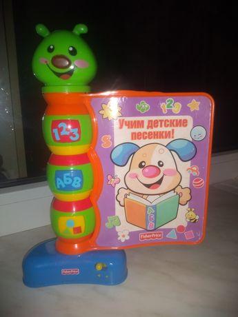 Музыкальная книжечка для малыша(малышки)