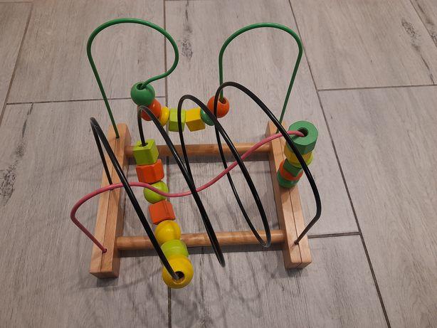 Mula zabawka drewniana Ikea