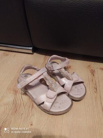 Sandałki dziewczęce r29