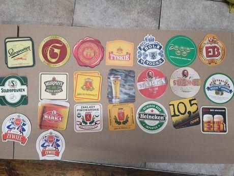 Podkładki pod piwo 24 rodzaje
