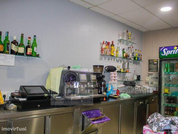 Café/Snack-bar para Trespasse em Penafiel