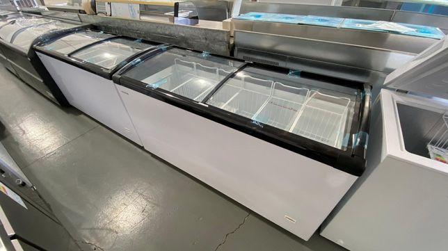 Arca 450L com cestos Novo para Supermercados e Mini-Mercados