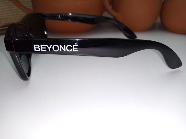 Wayfarer Beyonce czarne okulary przeciwsłoneczne idealne