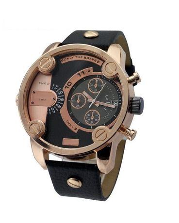 Zegarek DIESEL DZ 7268 na pasku-nowy, gwarancja