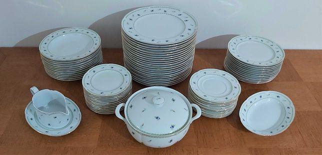 Serviço Jantar Porcelana Spal
