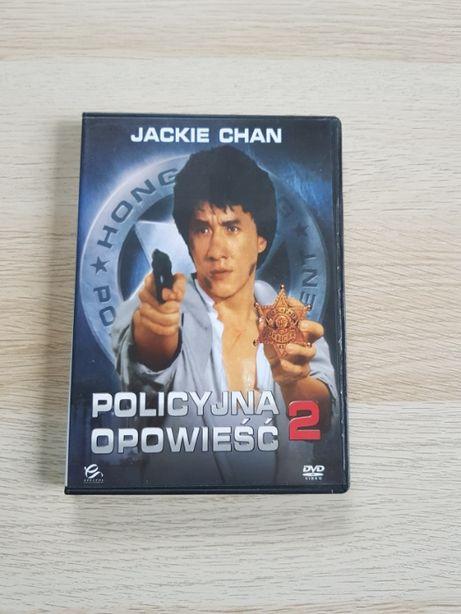 Policyjna Opowieść 2 Film DVD