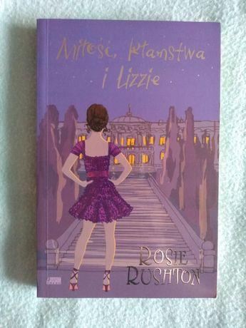 Miłość, kłamstwa i Lizzie Rosie Rushton