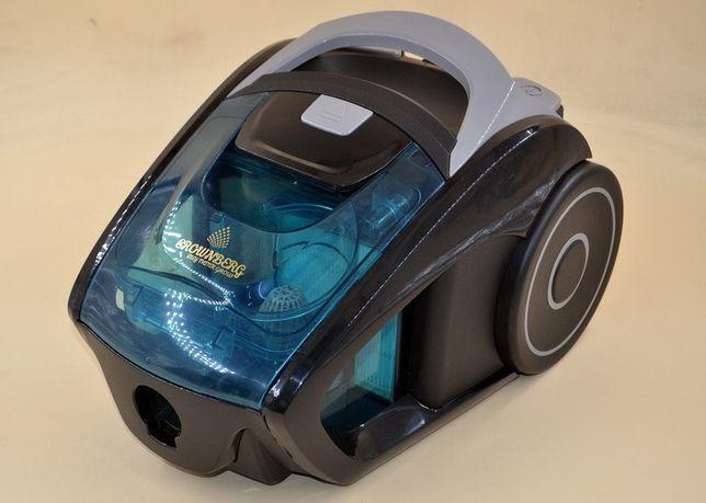 Мощный Контейнерный пылесос Crownberg CB0113 2600Вт