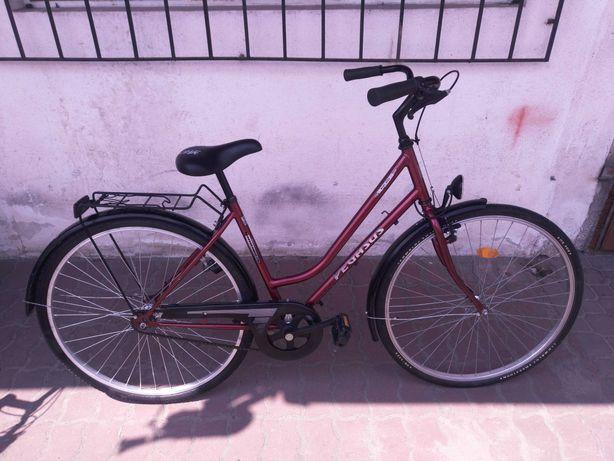 Rower miejski Pegaus 48cm, koła 28', Jedno biegowy, tanio