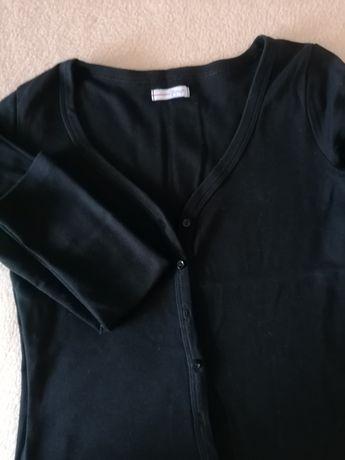 Czarny sweterek Papaya 10 j. Nowy