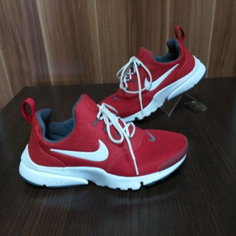 Nike Presto Fly GS - roz. uk.3,5 - 36,5 / 23,5 cm. (j.nowe) RED!