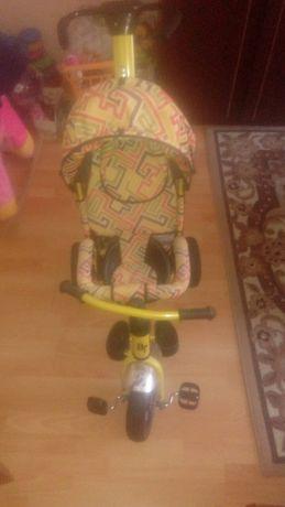 Продам дитячу вело колиску