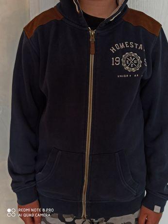 Bluza granatowa 146/152
