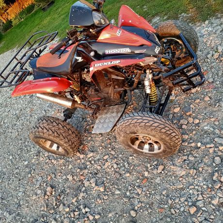 Quad ATV 500 honda kawasaki