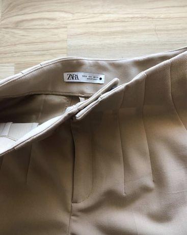 Calças Classicas Zara