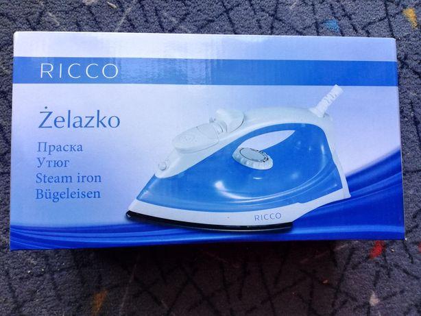 Żelazko nowe z firmy Ricco