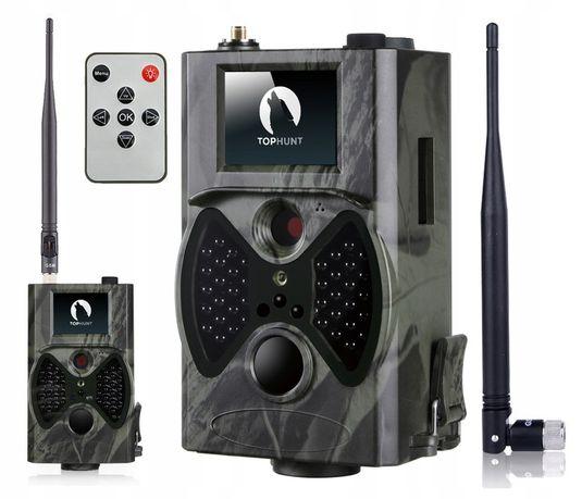 Fotopułapka Kamera Leśna HC300M FHD SIM GSM MMS PL