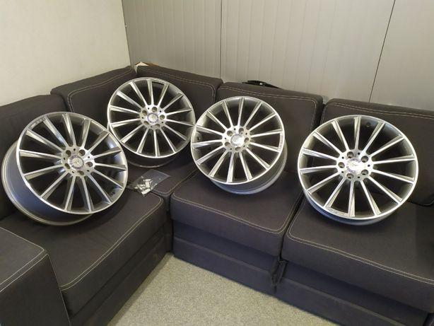 Оригинальные диски AMG Mercedes-Benz R19. Разноширокие Германия!