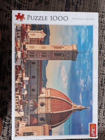 1000 puzzle Florencja