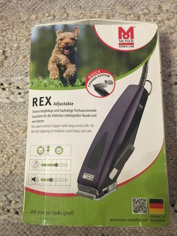 Maszynka do strzyżenia psa Moser Rex