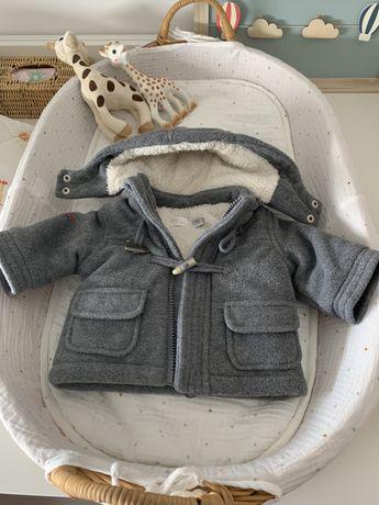 Canadiana Chicco bebé tamanho 1 mês - 50 cm
