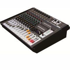 активный микшерный пульт POWERMIX1500-MP3/FX/EQ