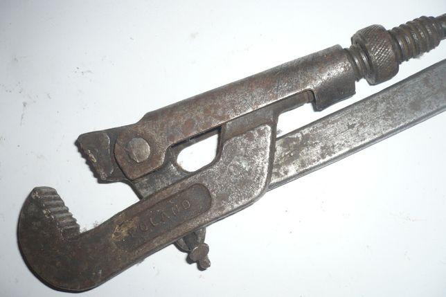 Stary klucz żabka