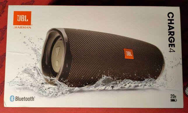 Głośnik JBL Charge 4 stan idealny dodatkowe akcesoria