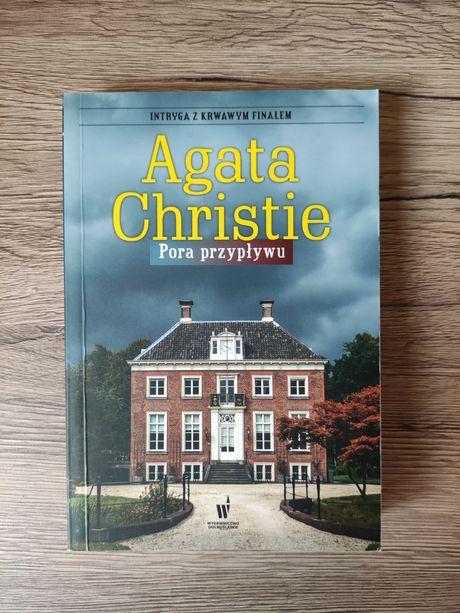 Pora przypływu, książka Agata Christie