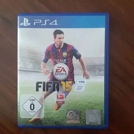 Gra na Play Station 4 FIFA 15