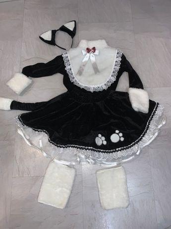 карнавальный костюм кошки костюм кошечки костюм кота