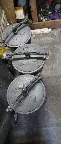 Kociołek Myśliwski 11 litra Kociołek Żeliwny