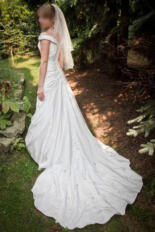 Suknia ślubna Sophia Tolli + gratisy