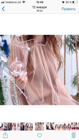 Нарядное платье для девочки Zara
