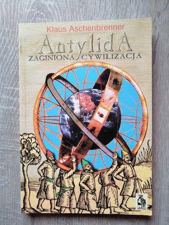 ANTYLIDA zaginiona cywilizacja Atlantyda Aschenbrenner