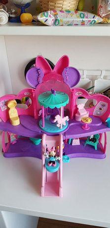 Domek karuzela sklep Minnie Mickey