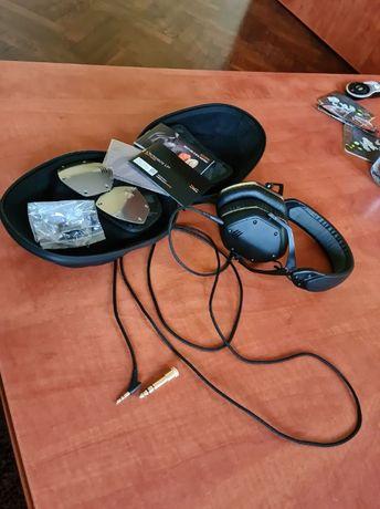 Słuchawki V Moda Crossfade LP2 Black głośniki Nauszne Dj Skie