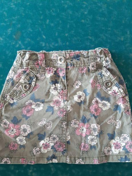 продам котоновую юбочку на девочку
