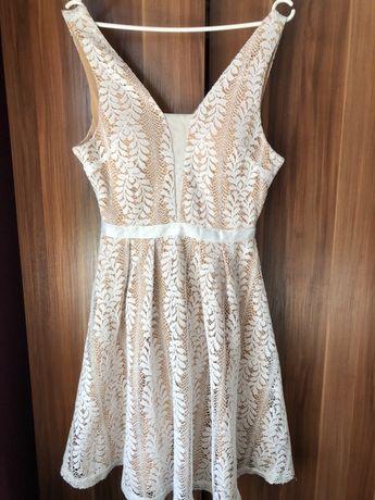 Koronkowa sukienka cherry koko