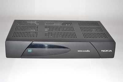 Satellite TV receiver NOKIA DVB 9600 S MediaMaster